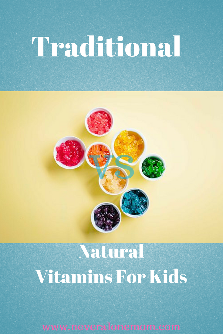 vitamins for kids | neveralonemom.com