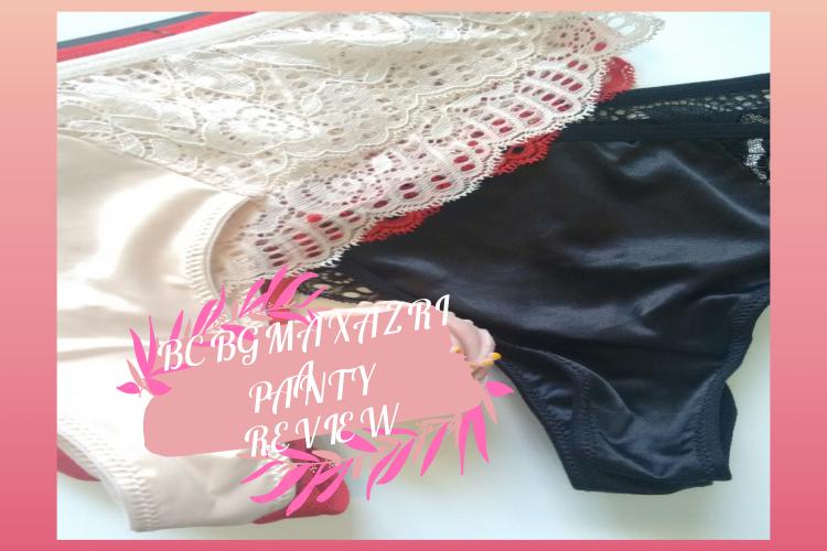 BCBGMAXAZRIA panty review! |neveralonemom.com