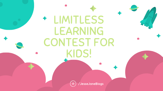 Limitless learning contest! |neveralonemom.com